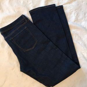 NWOT Dark wash Banana Republic Jeans, Size 31